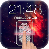 Download Fingerprint LockScreen Prank APK on PC