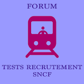 App FORUM Tests Recrutement SNCF APK for Windows Phone