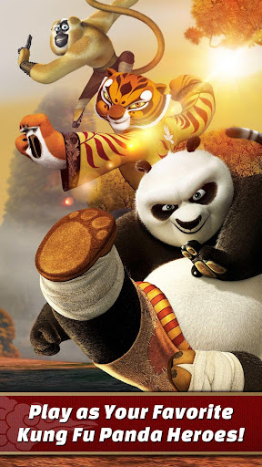 Kung Fu Panda: BattleOfDestiny - screenshot