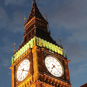 Big Ben London by Bquavs Photography - Travel Locations Landmarks ( pwclandmarks )