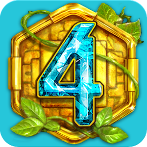 The Treasures Of Montezuma 4.  Match-3 Game For PC / Windows 7/8/10 / Mac – Free Download