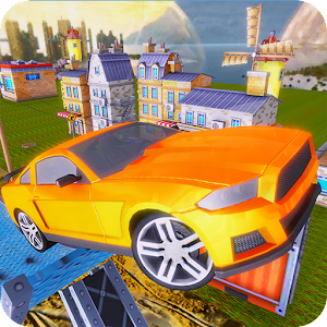 Car Stunt Simulation For PC (Windows & MAC)