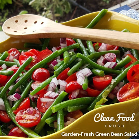 Garden-Fresh Green Bean Salad