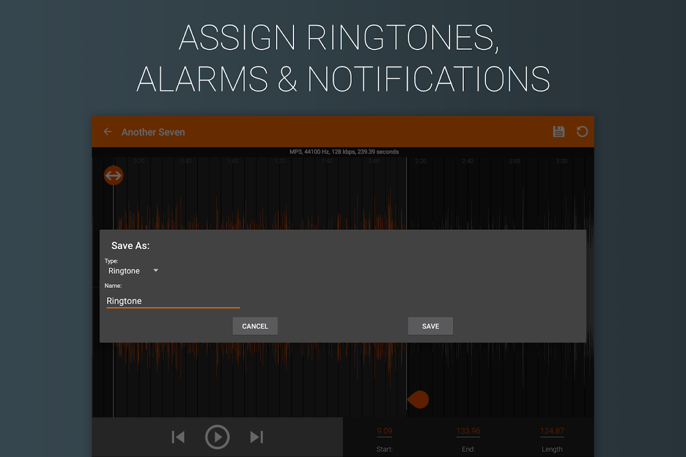 Ringtone Maker Screenshot 18