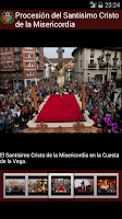 Screenshot of Holy Week in Oviedo-Spain