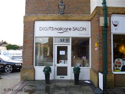 Digits Nailcare Salon On Piries Place Nail Salons In Horsham