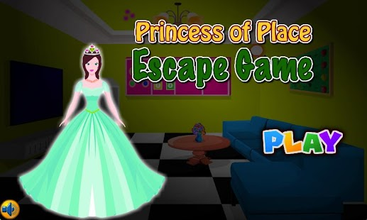 Princess of Place: Escape Game - screenshot