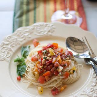 Fresh Summer Pasta Sauce Recipes