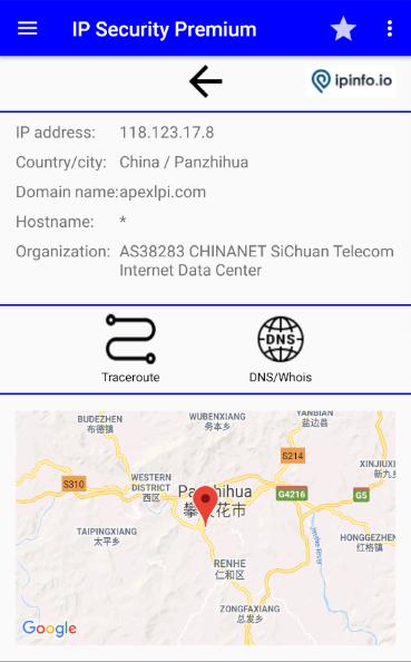 IP Tools and Security Premium Screenshot 6
