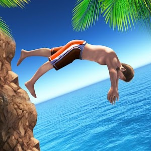 Download Cliff Diving Downhill Flip Jumper 3D Simulator for Windows Phone