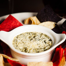 Houston's Artichoke Spinach Dip