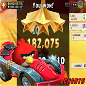 App Cheat Angry Birds Go! 1.0 APK for iPhone