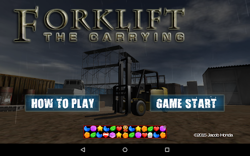 FORKLIFT The Carrying - screenshot