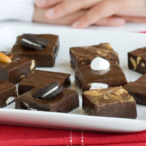 BAKER'S® ONE BOWL Chocolate Fudge