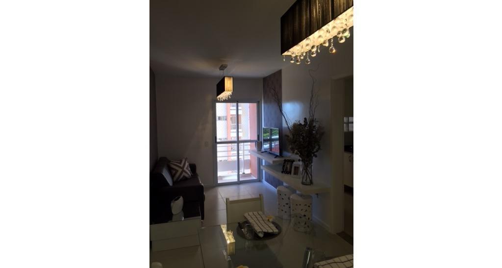 Apartamento de 59m² om 3 dorm, 1 suíte na Casa Branca em Santo André.