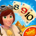 Game Pyramid Solitaire Saga apk for kindle fire