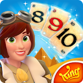 Game Pyramid Solitaire Saga version 2015 APK