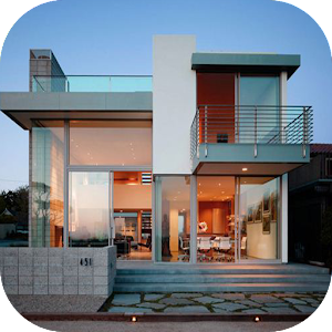 App modern house designs apk for windows phone android for Modern home design app