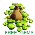 APK App Free Gems; Tips for Coc for iOS