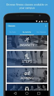 REC*IT Fitness - screenshot