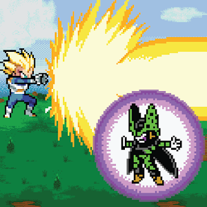 Game Mini Dragon Saiyan Warrior APK for Windows Phone