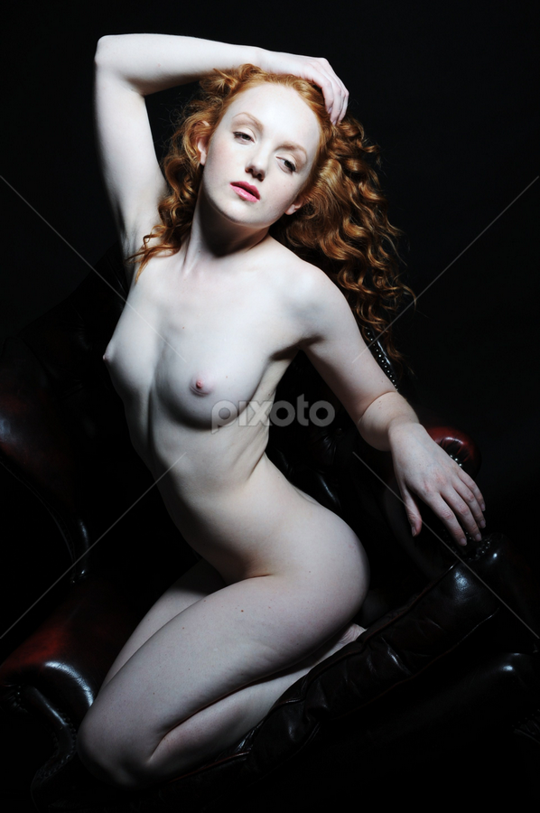 Lady with grace by Vineet Johri - Nudes & Boudoir Artistic Nude ( holly, nude, beautiful, art, lady )