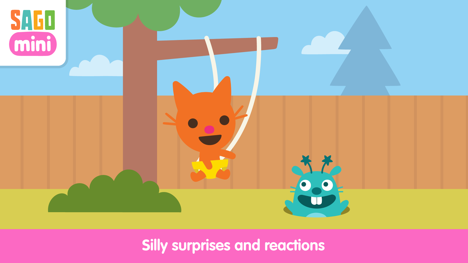 Sago Mini Babies Screenshot 4