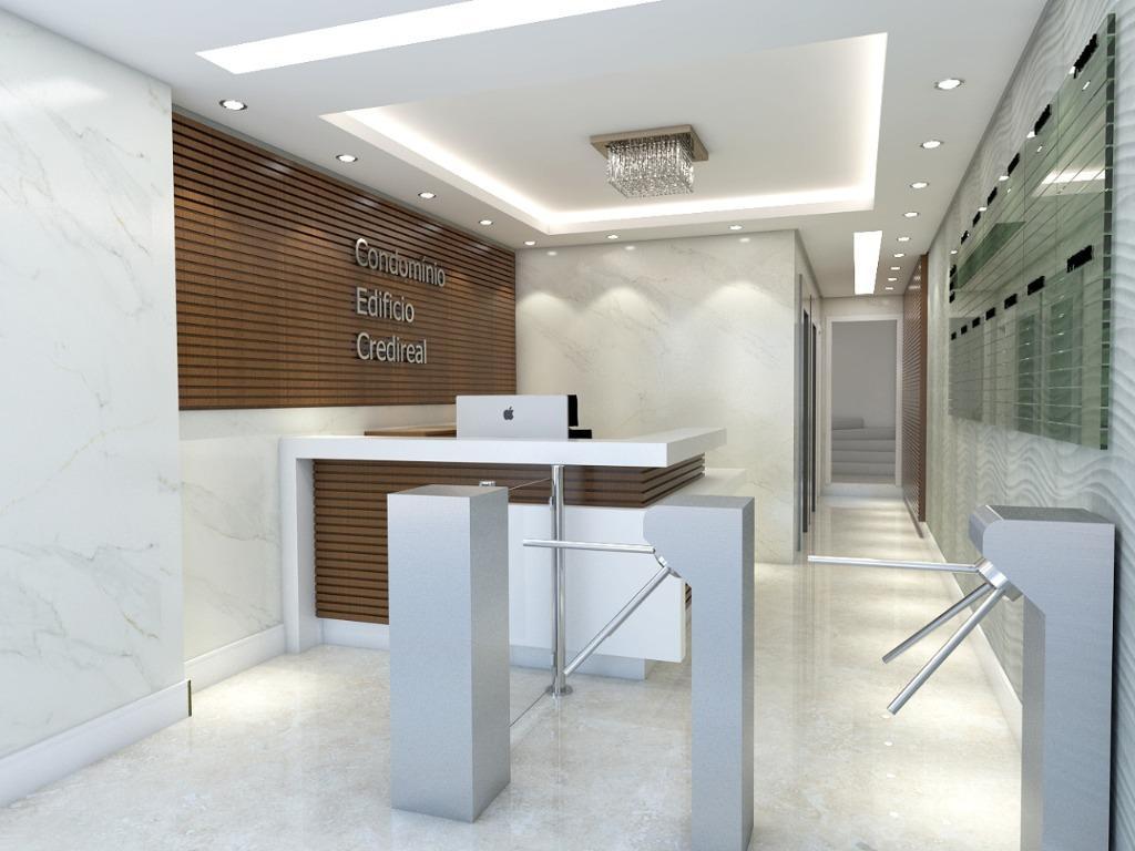CJ0026-ROM, Conjunto, 34 m² à venda no Centro - Curitiba/PR