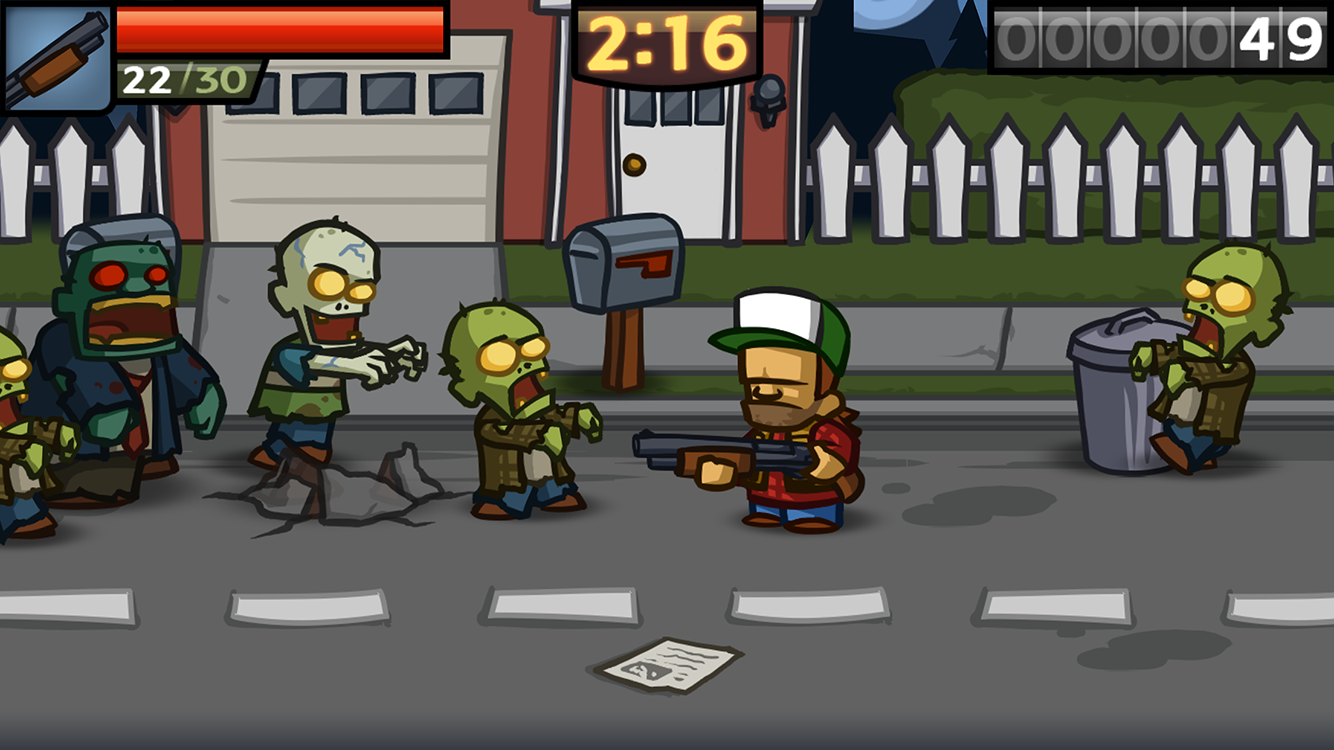 Zombieville USA 2 Screenshot 10