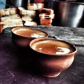 Toast&tea by Sayantika Saha - Novices Only Street & Candid ( mobilography, novice, kolkata, we call it, street photography )