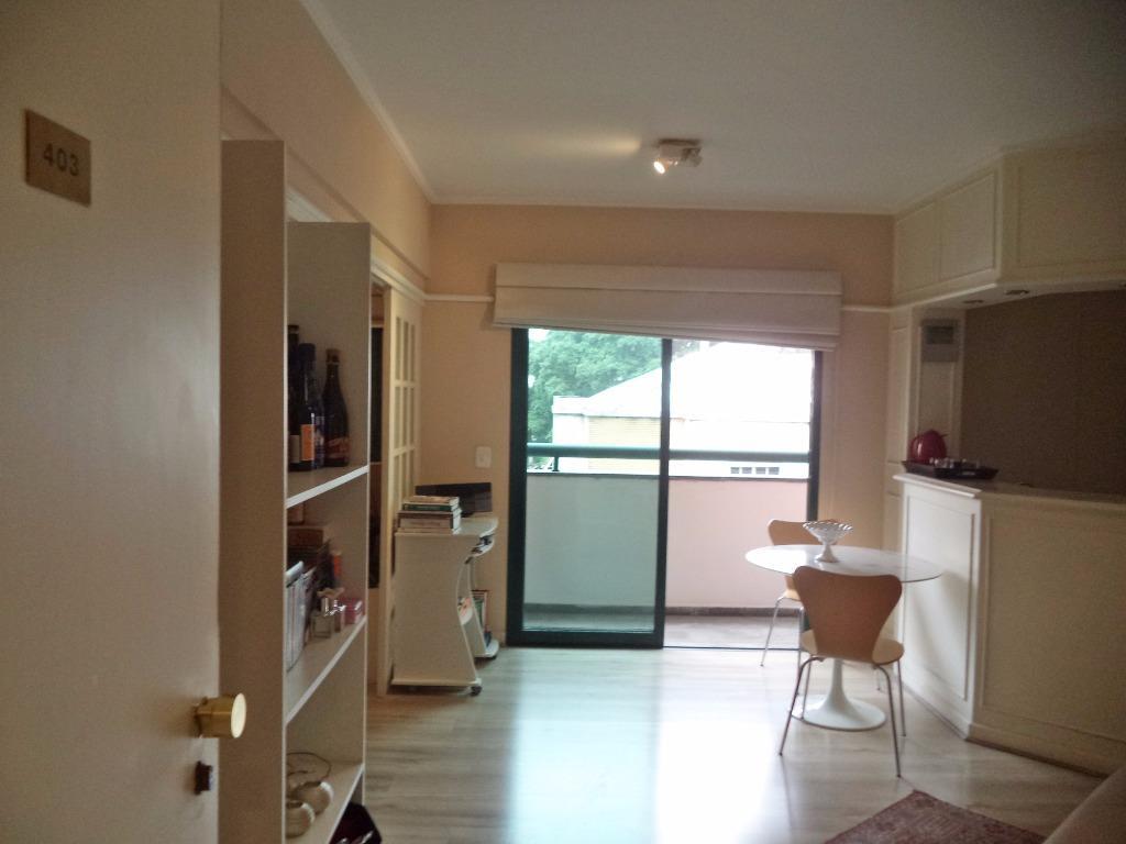 Flat 1 Dorm, Itaim Bibi, São Paulo (FL0450) - Foto 2
