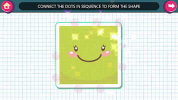 Screenshot of Shapes & Colors Nursery Games