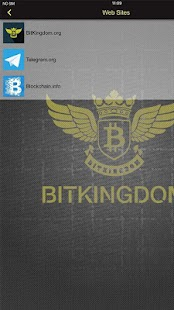 BITKINGDOM APP - screenshot