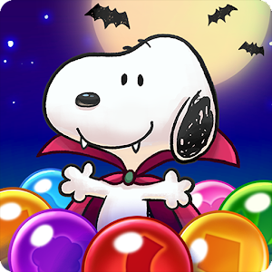Snoopy Pop - Free Match, Blast & Pop Bubble Game For PC (Windows & MAC)