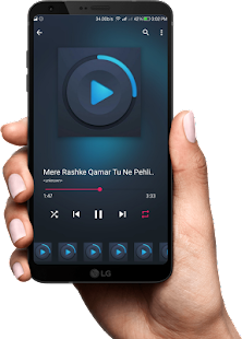 Power Play - Smart Music Player For Smart People Screenshot