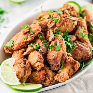 Brazilian Style Chicken Wings