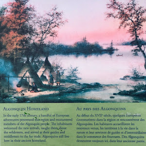 ALGONQUIN HOMELAND In the early 17th century, a handful of European adventurers penetrated this region and encountered members of the Algonquin people. The inhabitants welcomed the new arrivals, ...