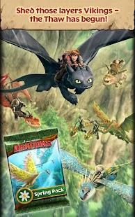 Dragons: Rise of Berk APK for Bluestacks