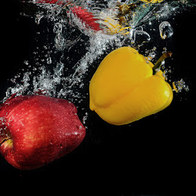 Red & Yellow by Andy R Effendi - Food & Drink Fruits & Vegetables