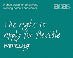 Everybody has the right to ask their employer for flexible working hours