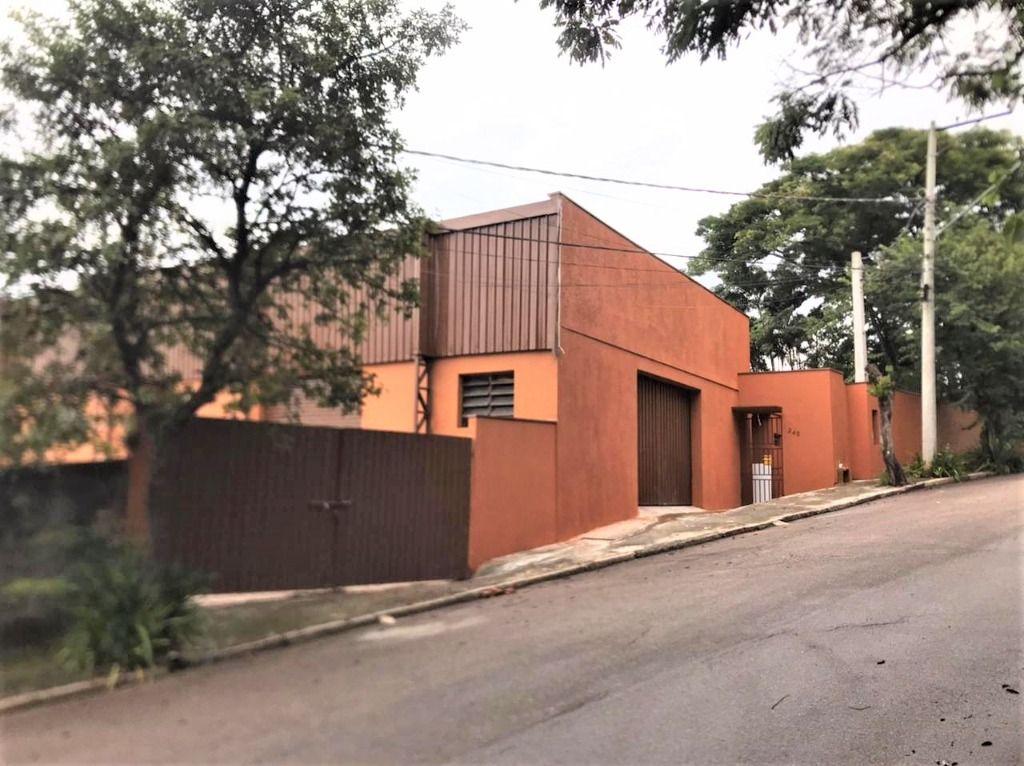 Galpão, 468 m² - venda por R$ 1.620.000,00 ou aluguel por R$ 8.000,00/mês - Vila Santa Luzia - Itatiba/SP