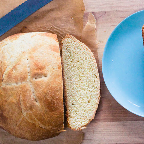 Cornmeal Honey Bread