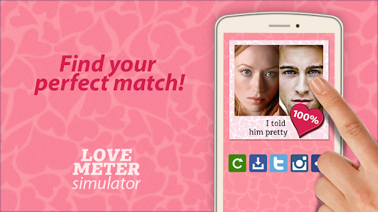 Free Download Love meter Simulator APK for Samsung