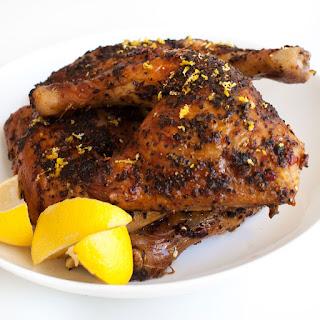 Honey Lemon Pepper Chicken Recipes