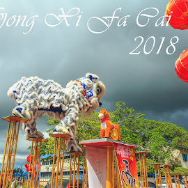 Chinese new year lion dance part three by Daimasala Abdullah - Typography Captioned Photos ( chines motif, chines new year 2018, plum blossom, illustrations, promotion, blossom, chines, lantern, free, cliparts, calligraphy, vector, layout, festival, year, flowers, design elements, banner, china, 2018, chines painting, chines pattern, pop up baner, marketing, backgrounds, advertisement, seasons greetings, discount, sale, holiday, new, chinese decoration, red, golden frame, prospenty, poster, religon, packet, shopping, celebration, voucher, chinese new year, design, chinese calligraphy )