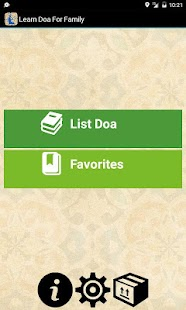 Learn Doa For Family Screenshot