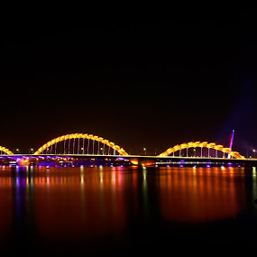 Dragon Bridge by Tuan Le Minh Anh - Buildings & Architecture Bridges & Suspended Structures