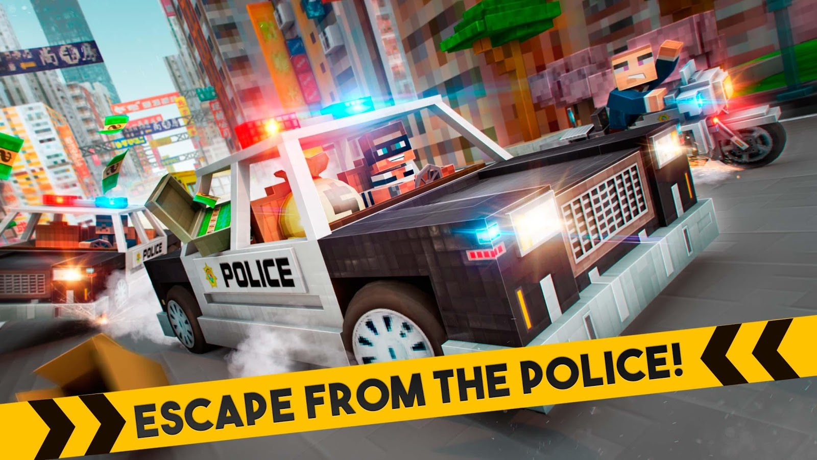 🚔 Robber Race Escape 🚔 Screenshot 8