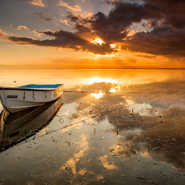 sanur beach by Rus . - Landscapes Sunsets & Sunrises