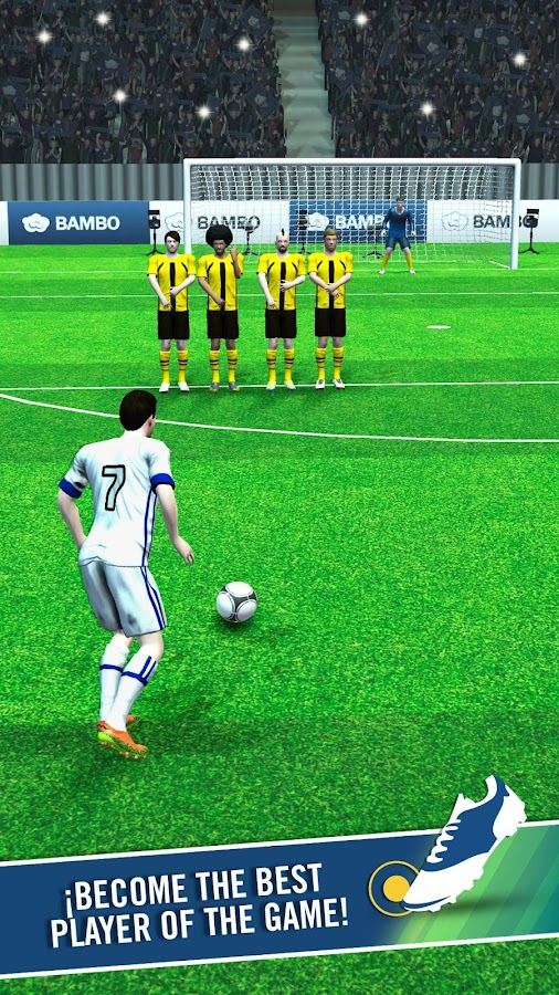 Dream Soccer Star Screenshot 1